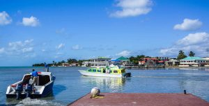 belize water taxi service